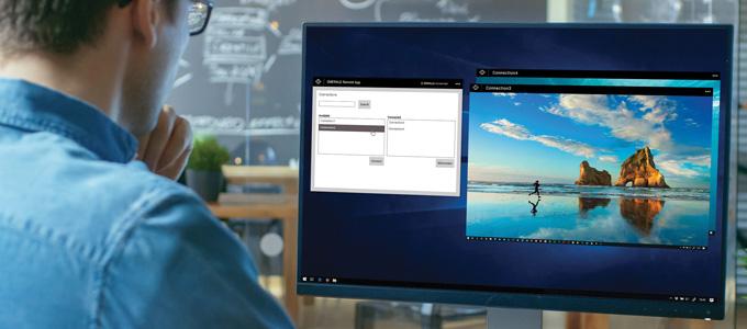 Kapcsolódj a kvm hálózatodhoz bármilyen windows 10 eszközről
